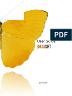 DataSift User Guide