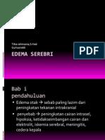 Edema Serebri