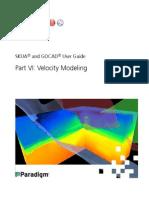 6 Velocity Modeling