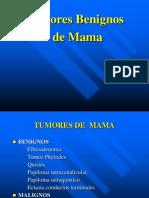 Tumores Benignos Curso UNMSM