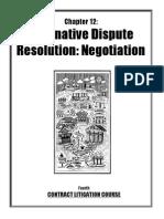 Adr Negotiation