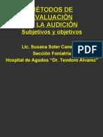 Audiología Soler