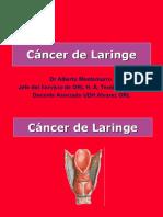 CÁNCER DE LARINGE 1