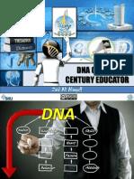 dnaofa21stcenturyeducatorsimplified-130208174213-phpapp02