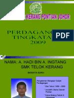 PEMBENTANGAN PERDAGANGAN MRSM 2