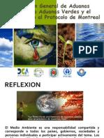 Aduanas Verdes y El Protocolo de Montreal