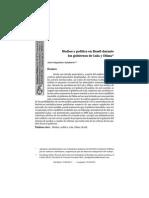 Artículo Revista Cuestiones Políticas Publicado