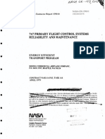747 Primary Flight Control Systems Reliability and Maintenance 19810018578