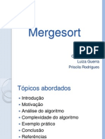 Mergesort Apresentao 111204204515 Phpapp02