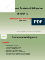 Business Intelligence Concepts