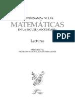Lecturas Matematicas Sandrita Ponte a Estudiar Bb