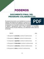 Documento Final Programa Colaborativo