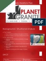Planet Granite PDX