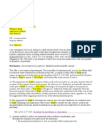 Mortgage Discharge Letter