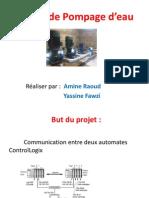 Station de Pompage D_eau Amine Raoud