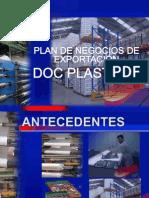 Plan de Negocios Doc Plast