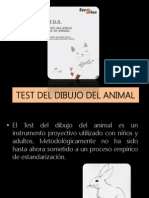 Test Del Dibujo Del Animal