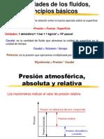 PRINCIPIOS BASICOS-PRESION
