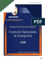 Manual Funciones Coe 2011-Coer