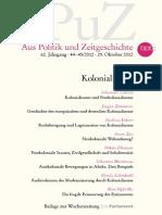 APuZ 2012-44-45 Online Kolonialismus