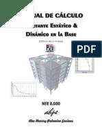 Manual de Análisis Estático y Dinámico