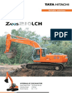 ModelSp ZAXIS-210LCH Eff573d42f