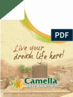Camella Cerritos Davao Brochure