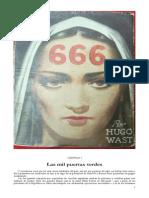 Hugo Wast Juana Tabor 666 2