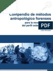 Compendio de metodos antropologico forenses Udo Krenzer