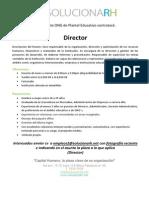 Director Plantel Educativo