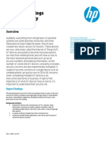 HP Internet of Things Study - July 2014