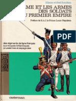 L'uniforme Et Les Armes Des Soldats Du Premier Empire Vol.I.pdf