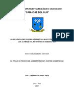 administracion del tiempo -  tesis.docx