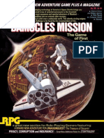 Ares Magazine 13 - Damocles Mission, First Contact