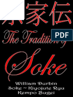 The Tradition of Soke