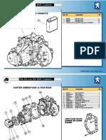 Caja de Cambios (106 Kit Car 8V)