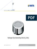 Hydrogen Generating Cells
