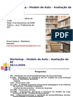 Workshop Madalena