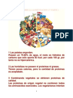 100 Errores Sobre La Alimentacion