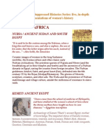 Catalog of the Suppressed Histories Series (Africa)
