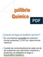 12. Equilibrio Kc Kp y Le Chatelier QG USIL 2014-I (1)
