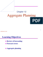 Aggregate Plan ning in Accounting