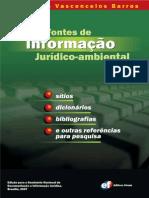 Fontes de Informação Jurídico-Ambiental