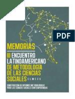 Ponencias Metodologia 2012 Colombia