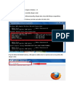 Speed Touch Config Manual