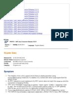 Multiprint SAPNotes