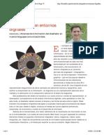 La infografía en entornos digitales   Fabricio de la Vega   FOROALFA