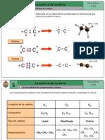 650_FYQ_4ESO. La Quimica Del Carbono