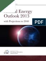 Annual Energy Outlook 2013
