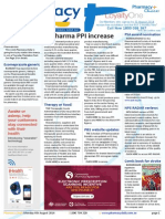 Pharmacy Daily for Mon 04 Aug 2014 - Pharma PPI increase, Comp meds growth, MA joins PBS chorus, NPS RADAR reviews and much more